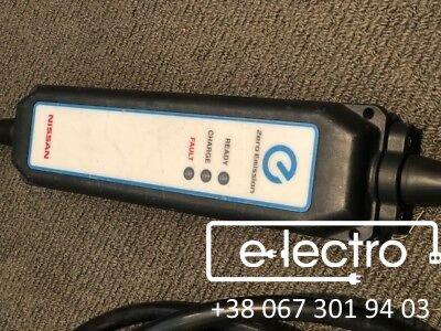 переделка зарядки nissan leaf в Виннице электродрайв