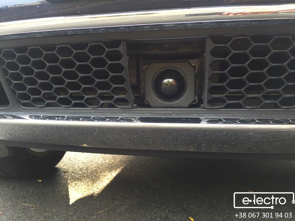 Колібрування радару Jeep/Chrysler/Dodge Помилка активного круїзконтролю. C14A4-00